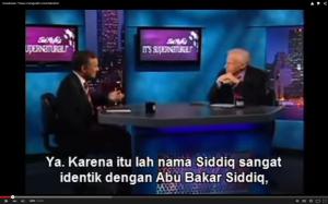 Abu Bakar Siddiq
