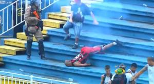 Brazilian-Soccer-Riot