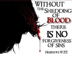 The blood of Jesus will never loose its power!