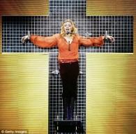 madonna-on-cross