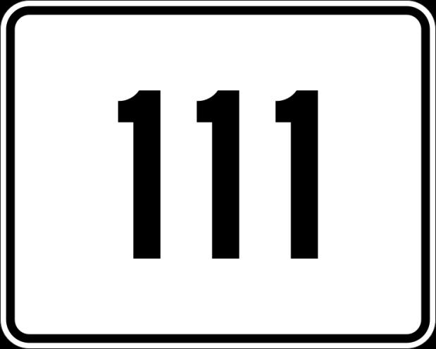 angka 111