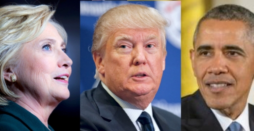 obama-hillary-clinton-donald-trump