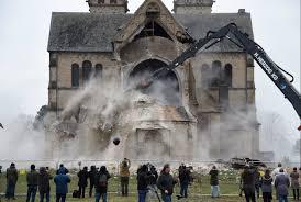 Churchbulldoz